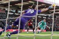 Goal of the day: King hits Arsenal on the break