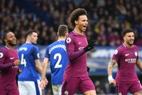 On this day - 31 Mar 2018: Everton 1-3 Man City