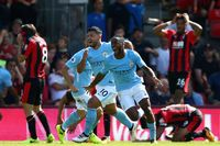 Classic match: Last-gasp Sterling steals the show