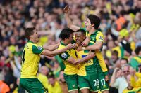 Classic match: Olsson strikes late as Norwich stun Newcastle