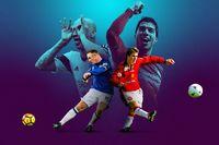 The Premier League's best long-range goals