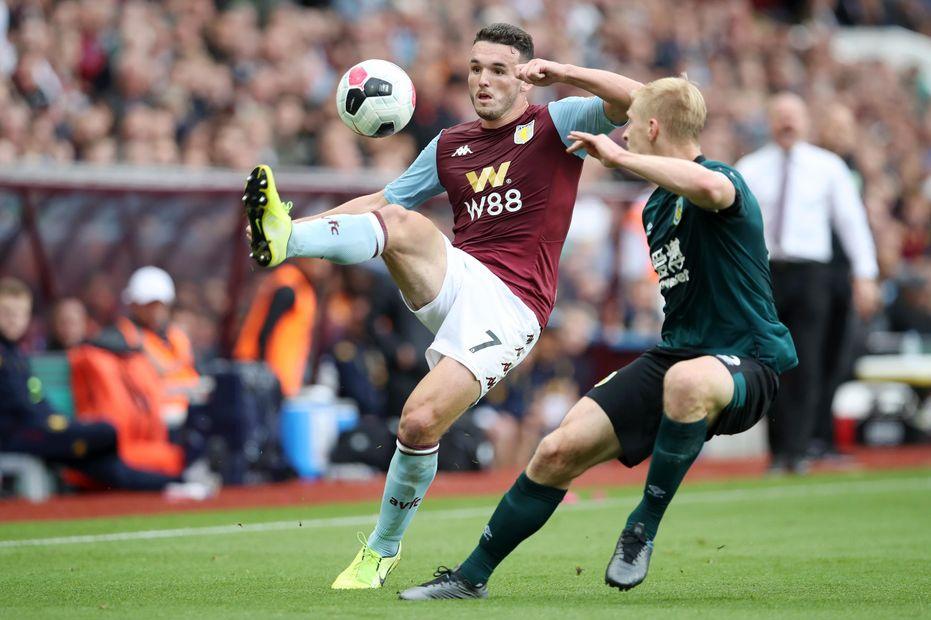 John McGinn, Aston Villa