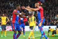 On this day - 10 Apr 2017: Crystal Palace 3-0 Arsenal