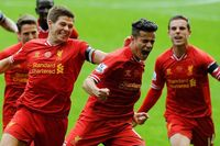 Flashback: Coutinho clinches Liverpool triumph in classic
