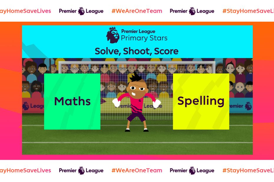 Solve, Shoot and Score, Premier League Primary Stars