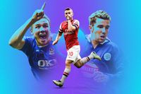 Best Premier League goals scored in October