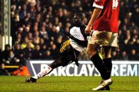 Flashback: Bouba Diop's rocket against Man Utd