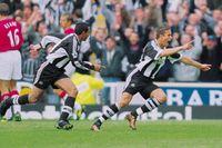 Classic match: Robert stunner inspires Newcastle win