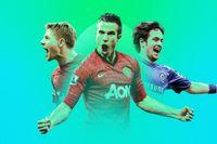 Best Premier League goals scored in April