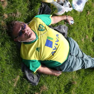 SLEEP-Norwich Fan
