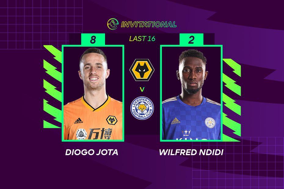 ePL Invitational: Diogo Jota 8-2 Wilfred Ndidi