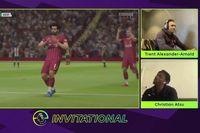 Super Salah sends Liverpool through to ePL semi-finals