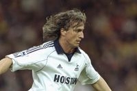 Goal of the day: Ginola goes all the way for Spurs