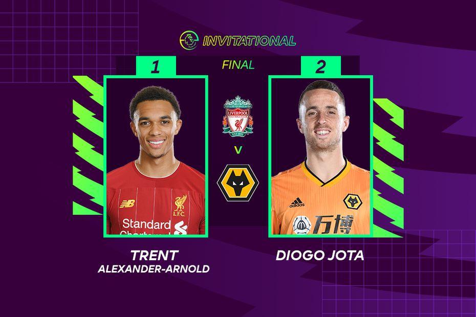 ePL Invitational: Trent Alexander-Arnold 1-2 Diogo Jota