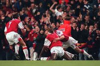 Classic match: Arsenal edge Man Utd in Highbury thriller