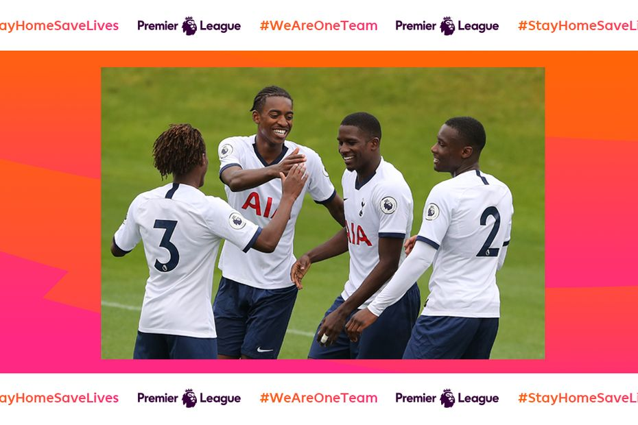 Tottenham Hotspur Academy players v2