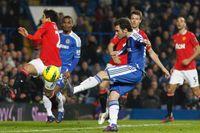 Goal of the day: Mata's volley versus Man Utd
