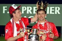 On this day - 3 May 1993: Man Utd win title celebration