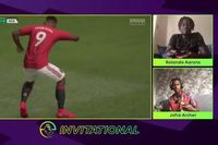 Martial scores for Jofra Archer's Man Utd in ePL