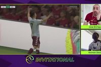McGinn hat-trick helps Aston Villa overcome Liverpool