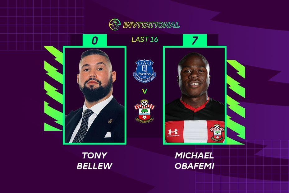 Everton 0-7 Southampton, ePL
