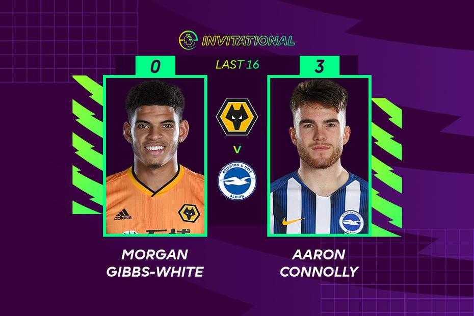 Wolves 0-3 Brighton, ePL