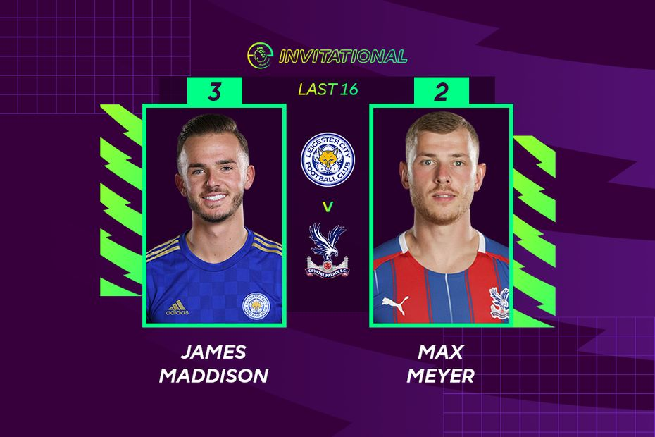 ePL Invitational: James Maddison 3-2 Max Meyer