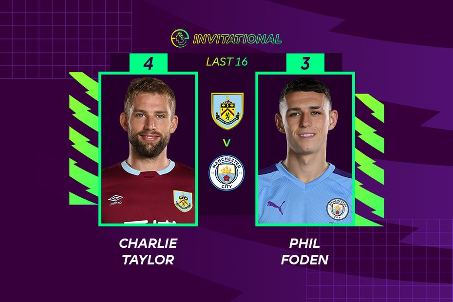 ePL Invitational: Charlie Taylor 4-3 Phil Foden