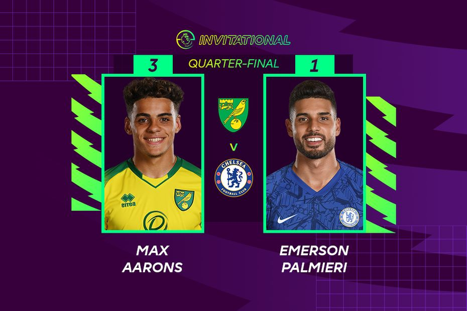 ePL Invitational: Max Aarons 3-1 Emerson