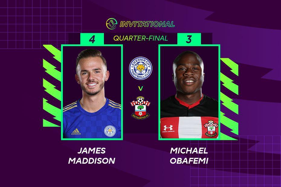 ePL Invitational: James Maddison 4-3 Michael Obafemi