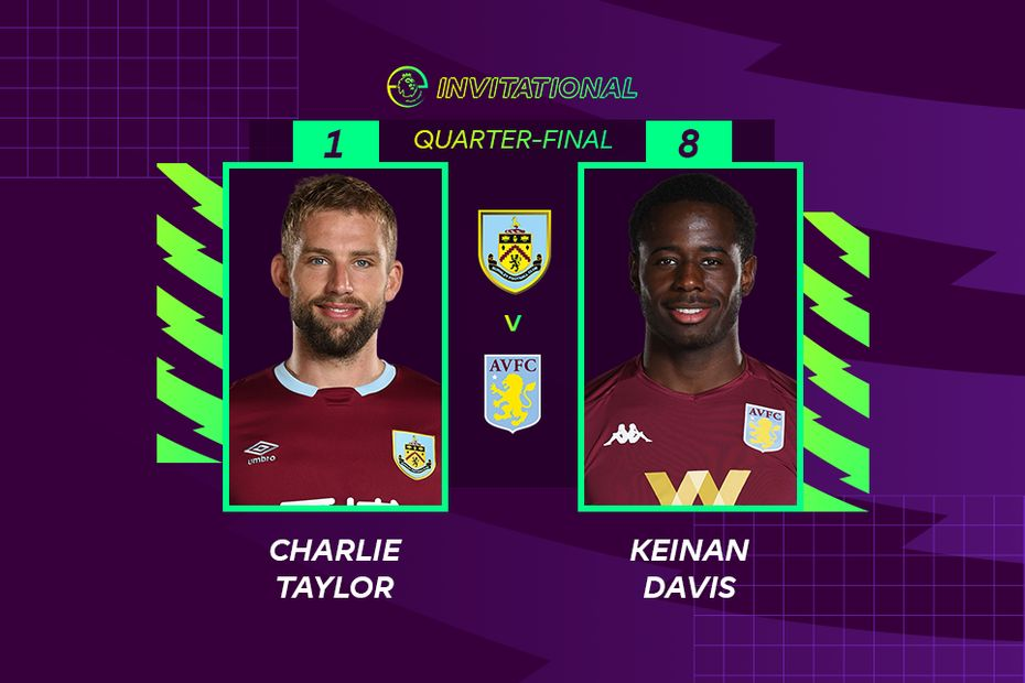 ePL Invitational: Charlie Taylor 1-8 Keinan Davis