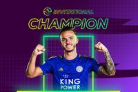 Maddison: Winning ePL was for you, Leicester fans!