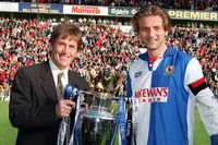 On this day - 14 May 1995: Blackburn pip Man Utd to the title