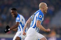 Goal of the day: Mooy steers in at Wolves