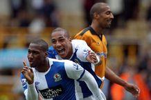 Wolves 2-3 Blackburn, 2011