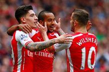 Arsenal 4-1 West Brom