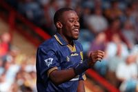 Goal of the day: Euell's hooked volley for Wimbledon