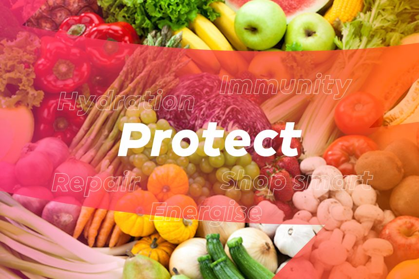 Nutrition Protect Cover