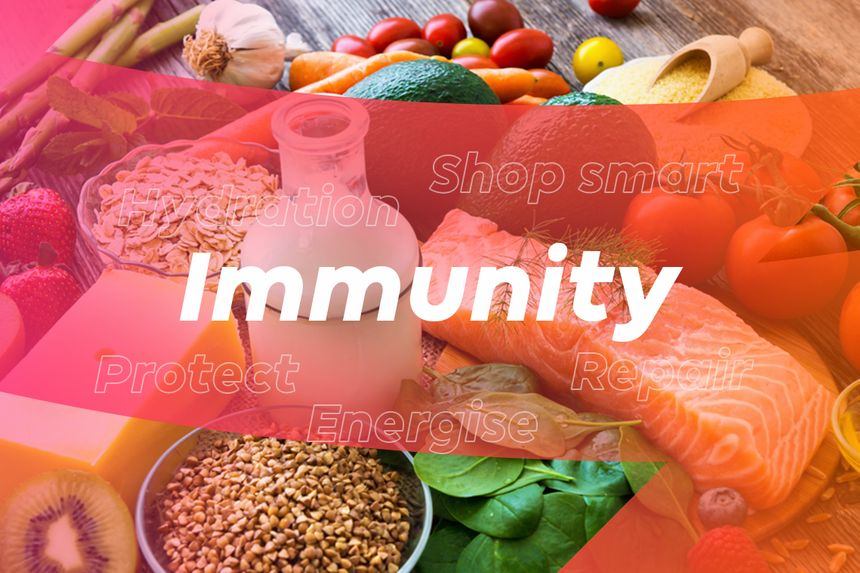Nutrition Immunity Cover