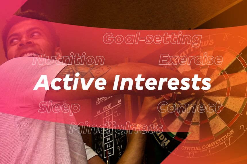 Active Interests Cover Images