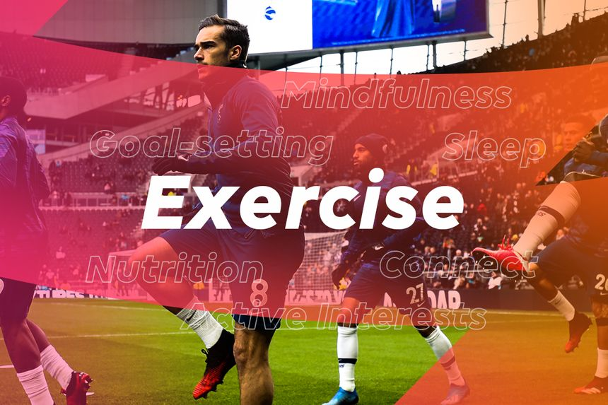 Exercise Cover Images