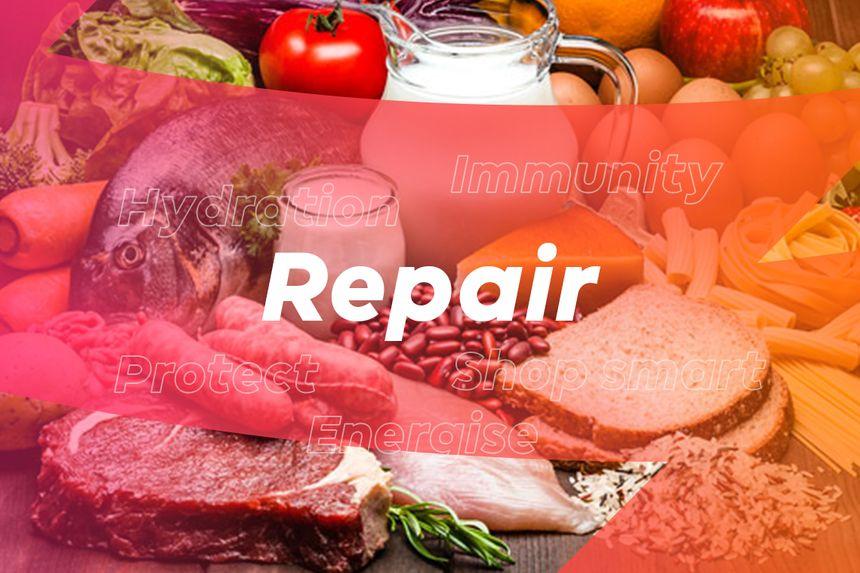 Nutrition Repair Cover