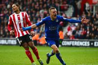 Classic match: Vardy brace rescues Leicester