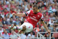 Goal of the day: Podolski's dazzling free-kick