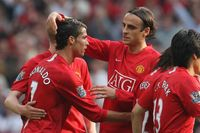 Flashback: Berbatov skill sets up Ronaldo against West Ham