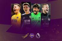 Battle for the 2019/20 Golden Glove