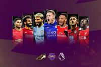 Race for the 2019/20 Golden Boot