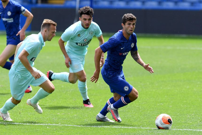 Premier League Clubs Finalise Preparations With Friendly Matches