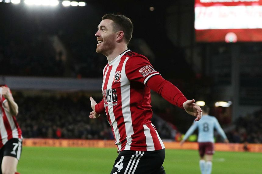 John Fleck, Sheffield United