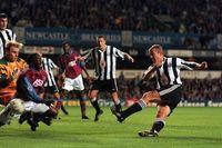 Classic match: Newcastle beat Aston Villa in thriller